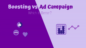 Boost vs Ad Campaign: Which Is Better?